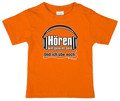 Lustiges T-shirt pour enfant avec inscription en allemand\