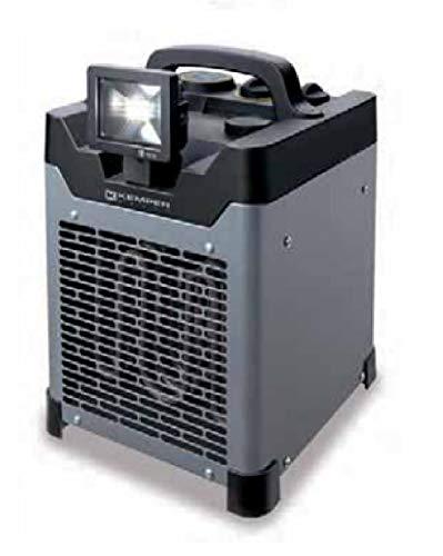 K Kemper Grupo eléctrico generador de Aire Caliente, Gris, Medio