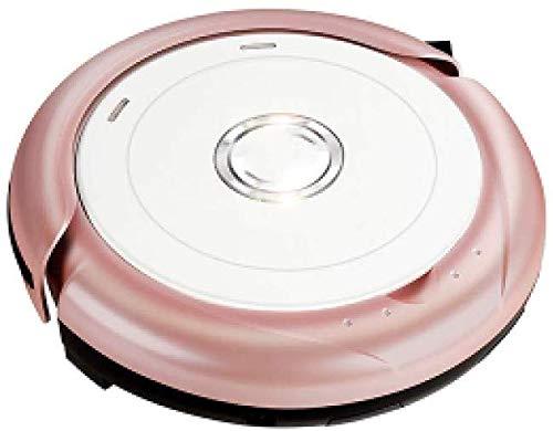 Robot Nettoyeur de balayage Le nettoyeur automatique Robot Aspirateur sol maison balayage intelligent Wipe une machine, Bleu KaiKai (Color : Pink)