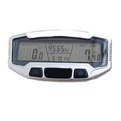 Abracing Digitaal LCD racefiets snelheidsmeter achtergrondverlichting stopwatch fietsen waterdicht fiets accessoires