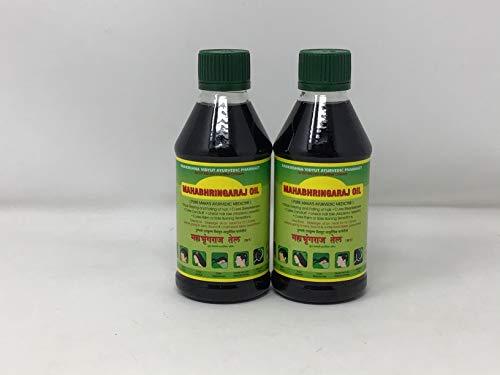 Mahabhringraj Oil 2 bottles of 200 ml ea, Scalp Massaging Oil...