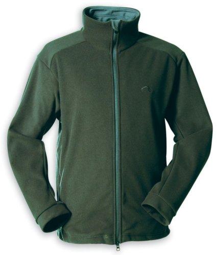 Tatonka Essential Veste Polaire Bath Jacket, Dark Moss Vert foncé XL