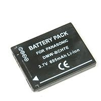 パナソニック 互換 DMW-BCH7E バッテリー 充電池 DMC-TS10 DMC-FT10 DMC-FP3 DMC-FP2 DMC-FP1 シリーズ
