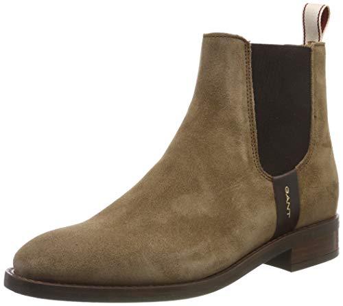 GANT Footwear Damen FAY Chelsea Boots, Braun (Mud Brown G467), 40 EU