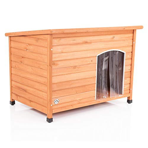 COZY PET Insulated Dog Kennel New 2020 Model Large, Removable Insulated Floor, Dog House, Kennels, Houses, Run DK01L. We do not ship to NI, Scottish Highlands & Islands, Channel Islands, IOM or IOW.