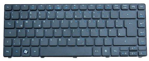 Acer Original Tastatur Aspire 4820, Aspire 4820T, Aspire 4820TG, Aspire 4820TZG Series DE NEU