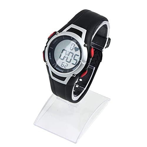 GUILIAN Reloj Deportivo Nuevo Monitor de frecuencia cardíaca Sport Fitness Watch Favor de Ciclismo al Aire Libre Deporte Impermeable inalámbrico con Correa para el Pecho