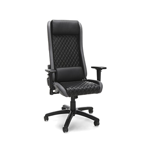 RESPAWN 115 Racing Style Gaming Chair, in Gray chair gaming gray