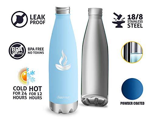 Baomay Metal water bottle