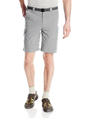 Columbia - AM4084 - Silver Ridge Cargo Short - Short - Homme - Gris (Columbia Grey) - Taille: 40
