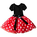 inlefen flower princess party dress tulle wedding bridesmaid battesimo vestito perfetto regalo di compleanno per le ragazze
