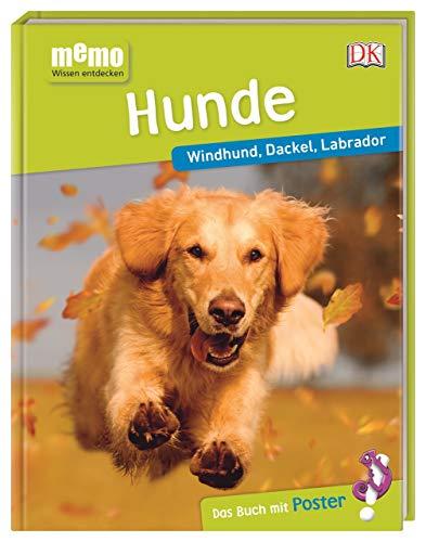 memo Wissen entdecken. Hunde: Windhund, Dackel, Labrador. Das Buch mit Poster!