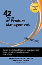 Best 42 rules of product management Reviews
