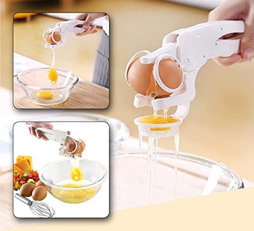 Emson EZCracker Handheld Egg Cracker/Separator