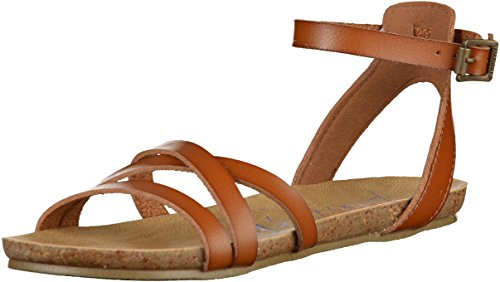 Blowfish Damen Galie Römersandalen, Brown (Scotch), 41 EU(8 UK)
