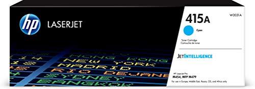 HP 415A - Cartucho de tóner para impresoras láser, color
