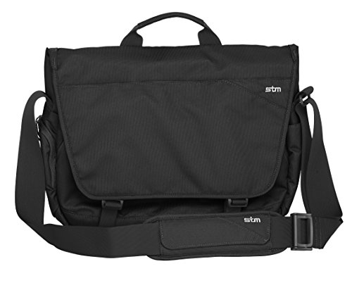 "STM Bags""Velocity Radial"" Shoulder Bag for 15-Inch - Black"