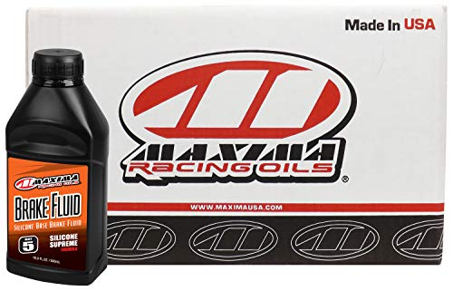 Maxima Racing USA 80-81916-24PK DOT 5 Silicone...