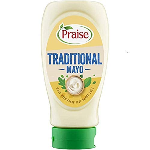 Prijs Mayo Squeeze Traditional 365ml