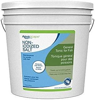 Aquascape 99417 Pond Salt Treatment for Pond and Garden Water Features, 9-Pound Bulk