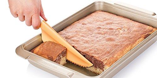 Tescoma 630061 Cuchillo para Tarta