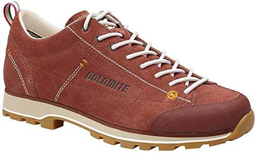 Dolomite Unisex-Erwachsene Zapato Cinquantaquattro Low Sneaker, Cho Br/Ca Be, 42 EU