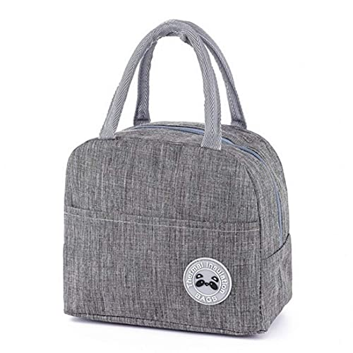 Insulated Lunch Bag for Men Women Thermal Lunch Tote Bags Leak-Proof Lunch...