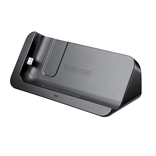 Samsung Ladestation mit Line-Out für Externe Lautsprecher (Micro-USB) für I9000/I9003 schwarz