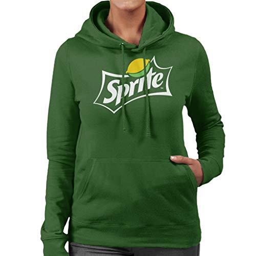 Sprite Lemon Logo Women's Hooded Sweatshirt