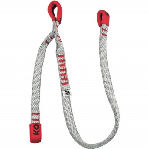 KONG – et créoles Speleo, Couleur Silver/Red, Taille 50 – 30 cm