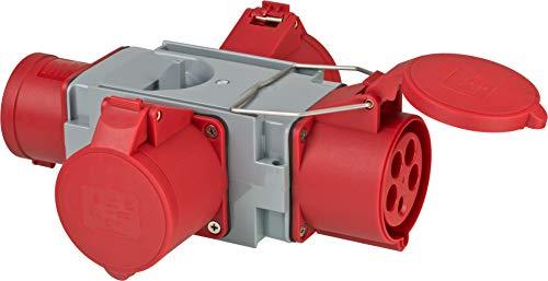 Brennenstuhl - Distribuidor de corriente CEE (IP44, 1