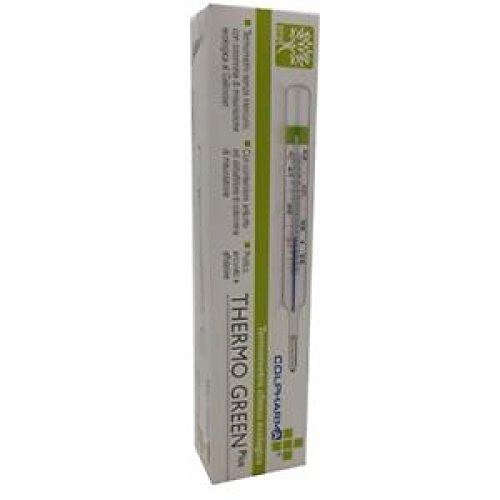 colpharma Thermo Green Plus Thermometer klinische Umweltfreundlich ohne Quecksilber 1Stück