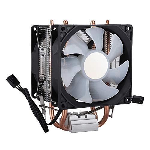 CPU-radiator voor Intel LGA 775 Core2DUO Core 2/Celeronp/Pentium 4/Pentium D, hoog rendement en laag energieverbruik 22dBA CPU-koellichaam voor Intel LGA 1155/1156/1366 Core i3/i5/i7 enz