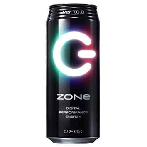 サントリー ZONe(ゾーン) Ver.1.0.0 500mlアルミ缶×24本入