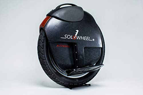 Solowheel Xtreme, Black