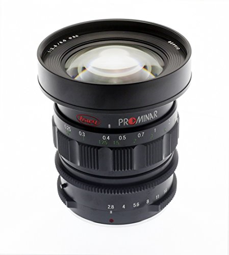 Kowa PROMINAR 2,8/ 8,5mm Objektiv für Micro Four Thirds Anschluss, schwarz