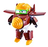 Super Wings Superwings Transforming Todd Transformable Articulado Separación 2, EU720222, 12 cm