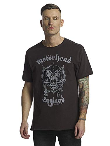 Amplified Motorhead-England Camiseta para Hombre