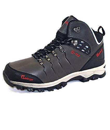 Kastinger Hybrid heren outdoor laarzen Waterproof Texmembraan zwart