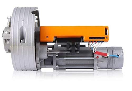 Moteur de porte enroulable Roll 180 K pour fermeture métallique volet roulant jusqu'à 180 kg de poids pour automatiser portes de garage ou stores commerciaux