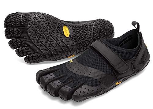 Vibram Men#039s VAqua Black Walking Shoe 11115 M US