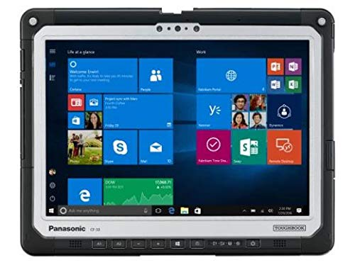 Compare Panasonic Toughbook CF-33 (CF-33LEHAAVM) vs other laptops