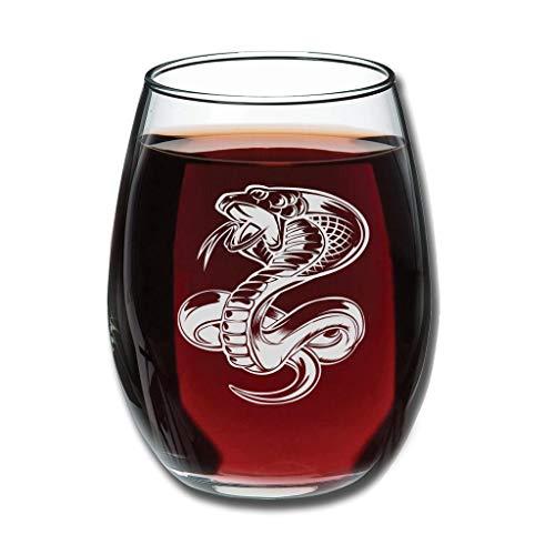 Bohohobo Libbey Weinglas ohne Stiel, 350 ml, für Rot- und Weißweine geeignet, spülmaschinenfest, herzwärmender Geschenk für lustige Weißweine