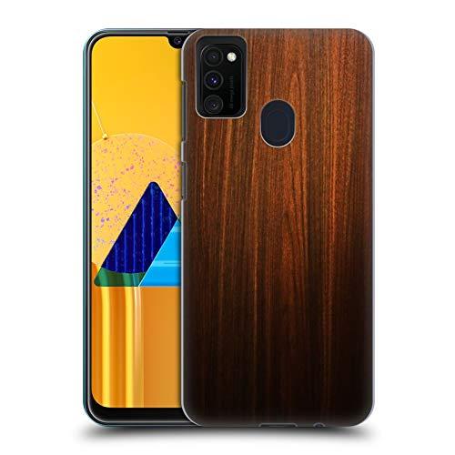 Head Case Designs Ufficiale Nicklas Gustafsson Legno Textures Cover Dura per Parte Posteriore Compatibile con Samsung Galaxy M30s (2019)