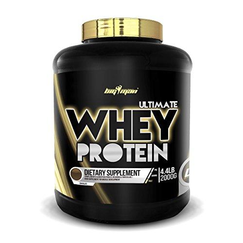 Big Man Nutrition Ultimate Whey Proteína Compuesta, Sandia - 2000 gr