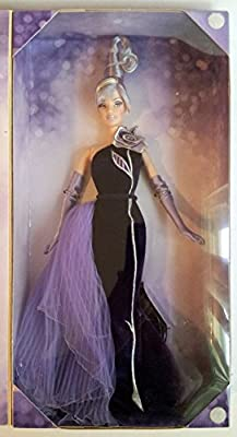 Barbie Bob Mackie Avon The Sterling Silver Rose Collectibles Doll
