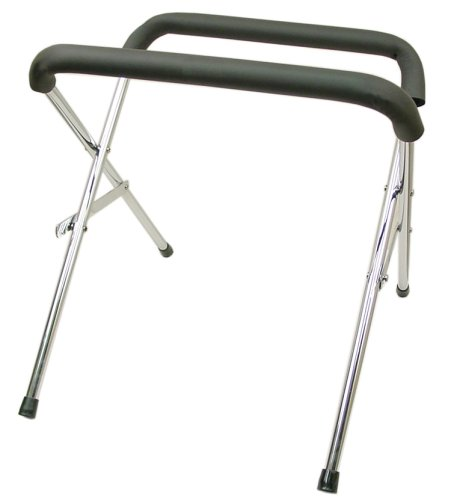 Signature Music Adjustable Marching Bass Drum Stand New 7138