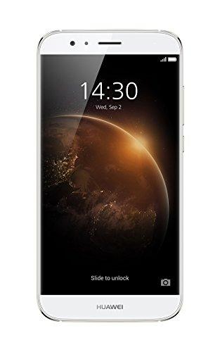 Huawei RIO-L01 GX8 Mystic 14 cm (5,5 Zoll) Smartphone (4G) silver