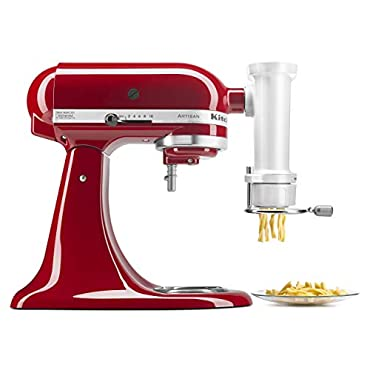 KitchenAid Gourmet Pasta Press Attachment, White