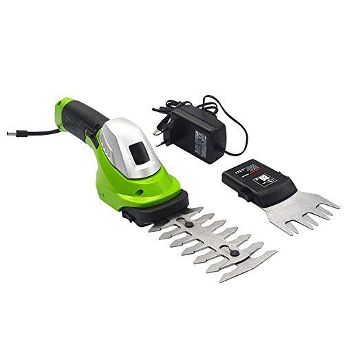 7.2V draadloze stokheggenschaar, gazonheggenschaar, lithiumbatterijmaaier, heggenschaar, elektrische wiedheggenschaar